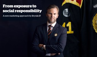 Brynäs report on sustainability & social responsibility