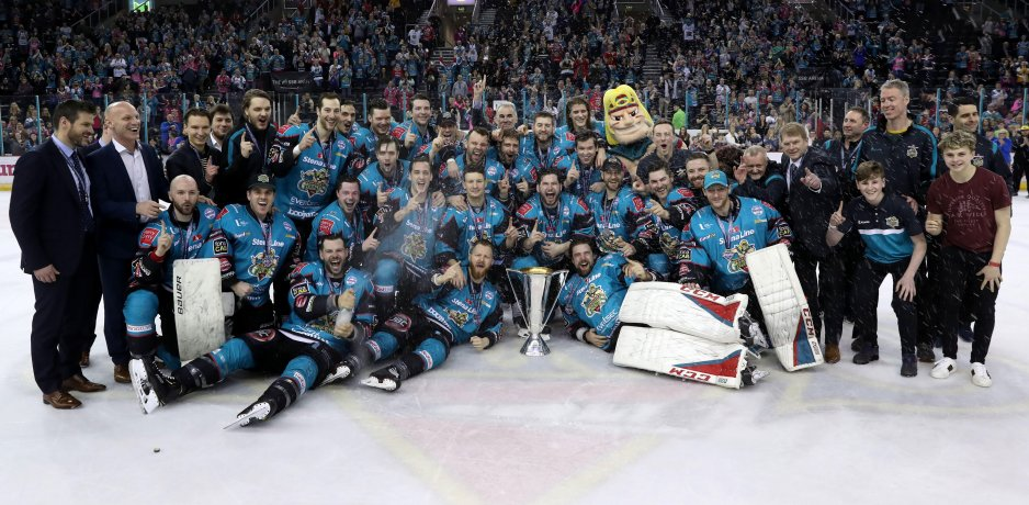 Belfast Giants become 82nd member of E.H.C. Alliance
