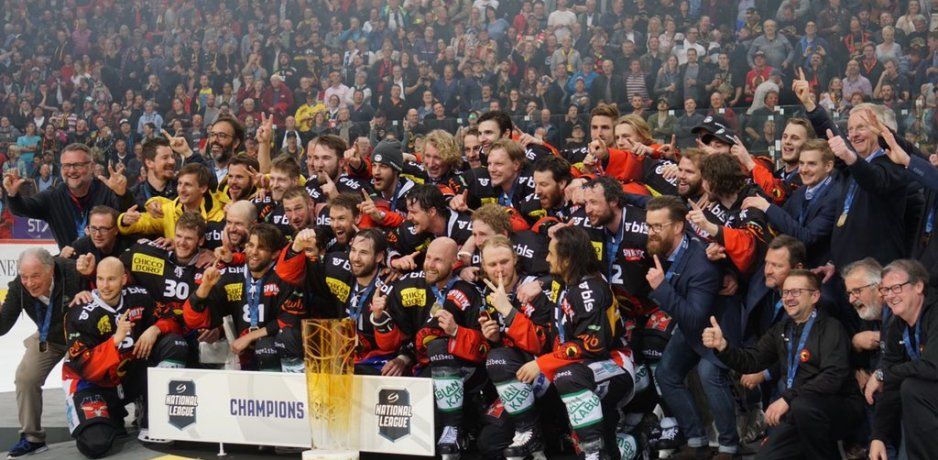 Bern wins 5th Swiss title this decade