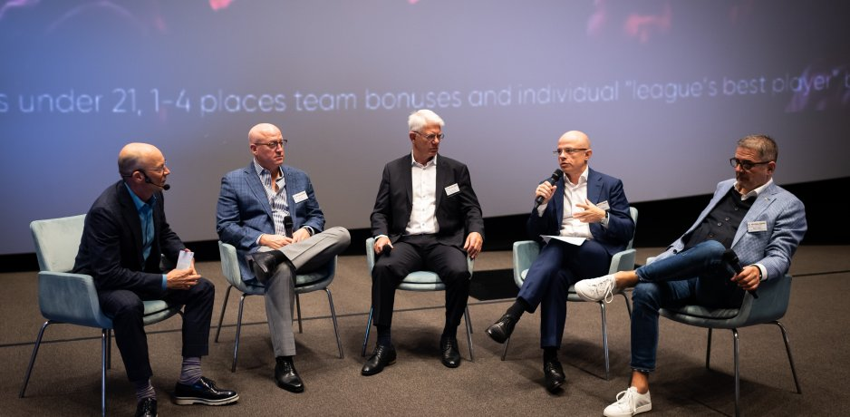 Panel discussion on cost control opens Hockey Business Forum