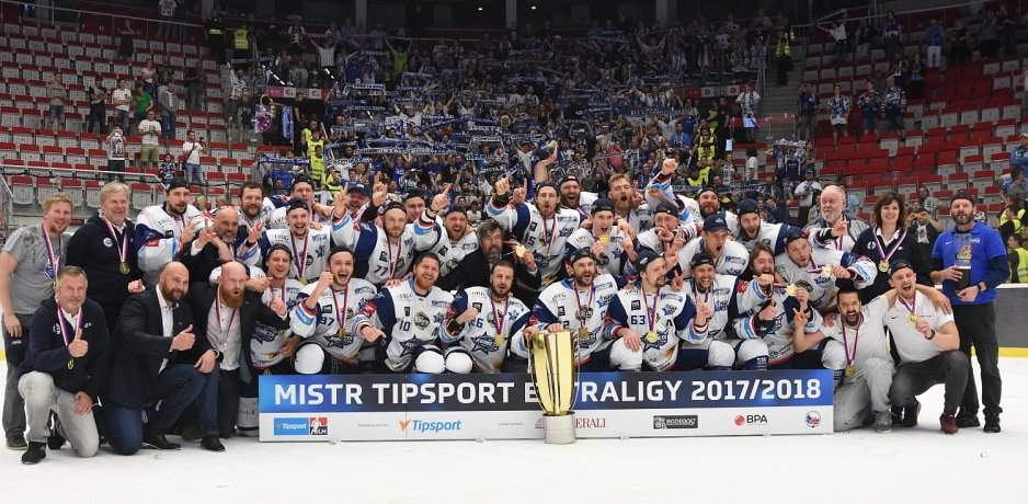 Kometa Brno repeat as Czech champs