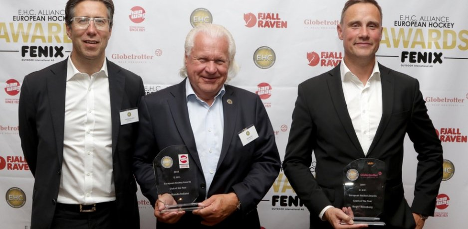 Frölunda wins big at European Club Awards