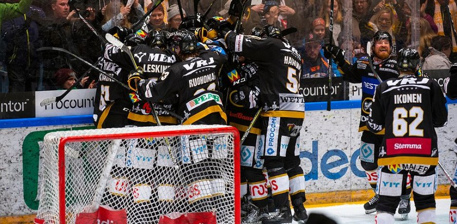 Kärpät back on top in Finland