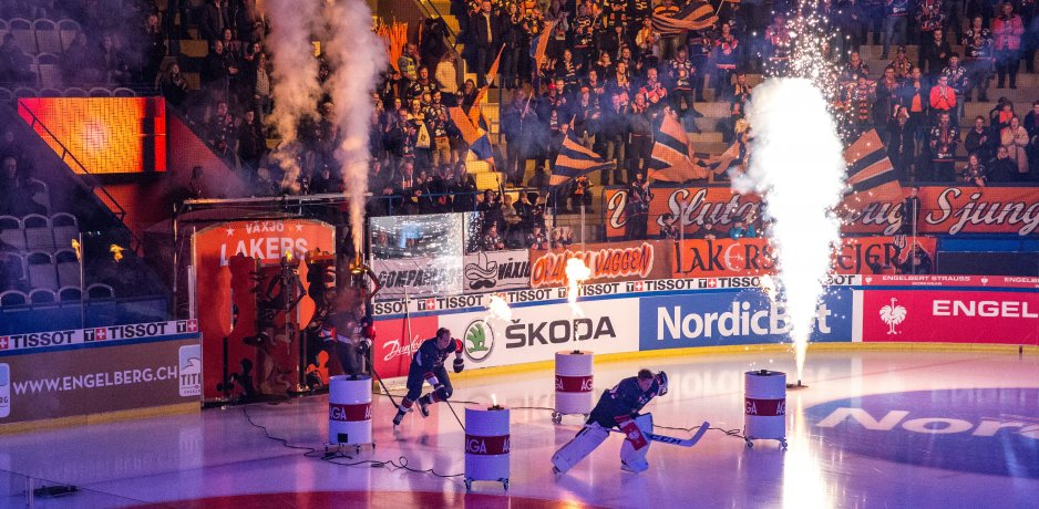 ​From zeroes to heroes:  The amazing Växjö Lakers story