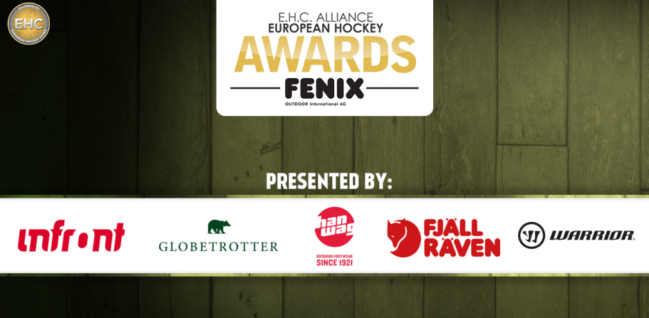 Nominees announced for 2020 Fenix Outdoor E.H.C. Hockey Awards