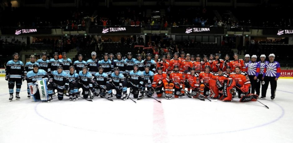 Liiga travels to Estonia, Donbass wins 31st straight