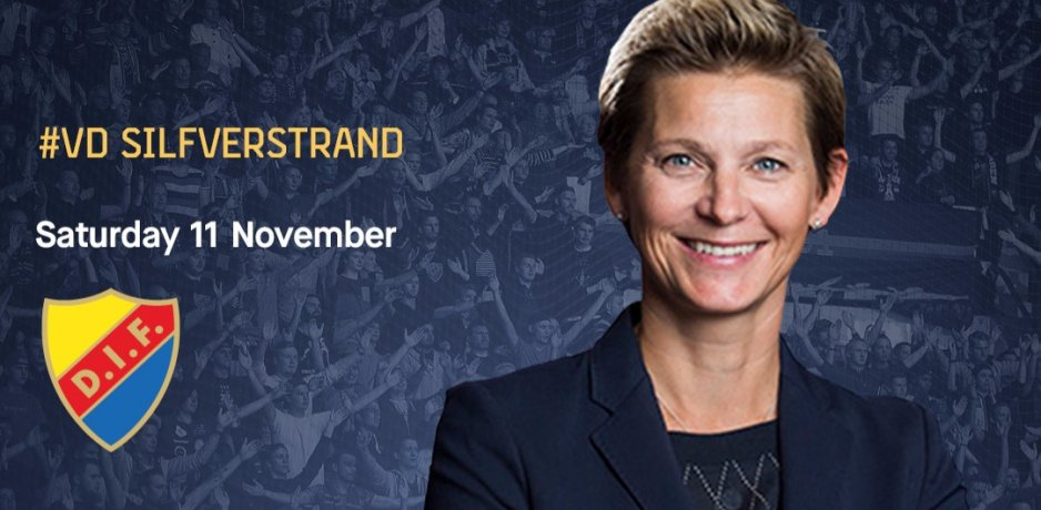 Djurgården CEO Jenny Silfverstrand to open Hockey Business Forum